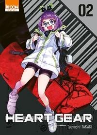 Tsuyoshi Takaki - Heart Gear Tome 2 : .