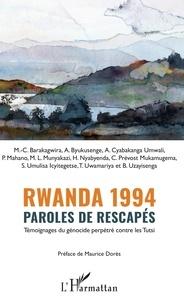 Tubeho Family - Rwanda 1994, paroles de rescapés - Témoignages du génocide perpétré contre les Tutsi.