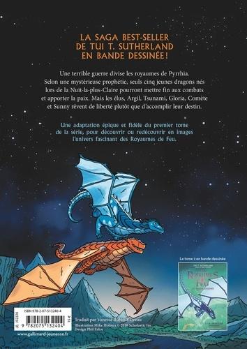 Les royaumes de feu - La bande dessinée Tome 1 La prophétie