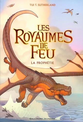 Tui-T Sutherland - Les royaumes de feu Tome 1 : La prophétie.