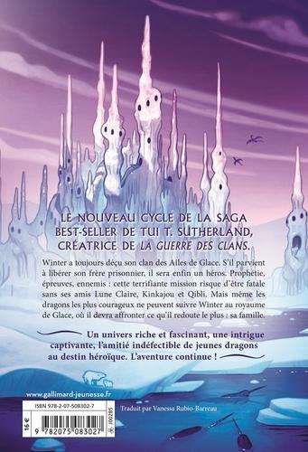 Les royaumes de feu Tome 7 Le piège de glace