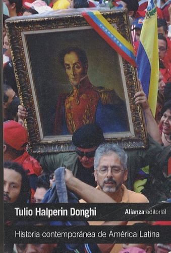 Tulio Halperin Donghi - Historia contemporánea de América Latina.
