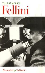 Histoiresdenlire.be Federico Fellini - Sa vie et ses films Image