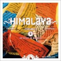 Tullio Rizzato et Carine Rochez - Himalaya - Un voyage en musiques. 1 CD audio