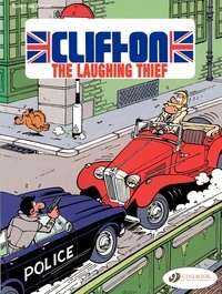 Turk et Bob De Groot - Clifton Tome 2 : The laughing thief.