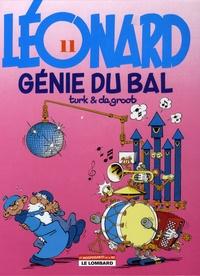 Turk - Léonard Tome 11 : Génie du bal.