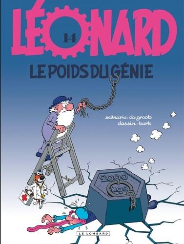 Léonard Tome 14 Le poids du génie