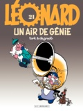Turk et  Degroot - Léonard Tome 21 : Un air de génie.
