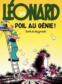 Turk et  De Groot - Léonard Tome 23 : Poil au génie !.