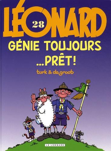 Léonard Tome 28 Genie toujours... prêt !