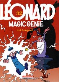 Turk et  De Groot - Léonard Tome 32 : Magic Génie.