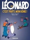 Turk et  Degroot - Léonard Tome 37 : C'est parti, mon génie !.