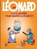 Turk et Bob De Groot - Léonard Tome 38 : Y a-t-il un génie pour sauver la planète ?.