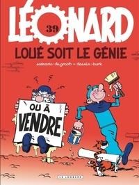 Turk et Bob De Groot - Léonard Tome 39 : Loué soit le génie.