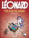 Turk et  De Groot - Léonard Tome 40 : Un trésor de génie.