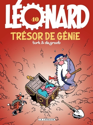 Léonard Tome 40 Un trésor de génie