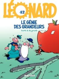 Turk et Bob De Groot - Léonard Tome 42 : Le génie des grandeurs.
