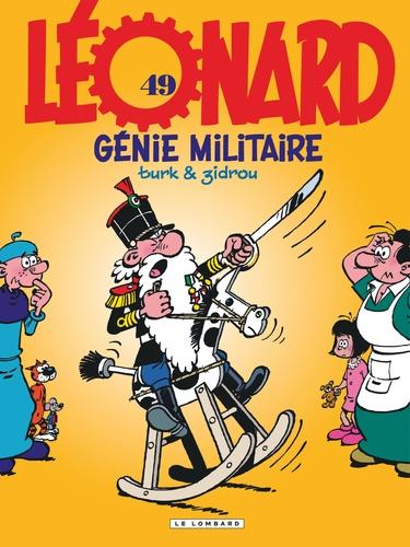 Léonard Tome 49 Génie militaire