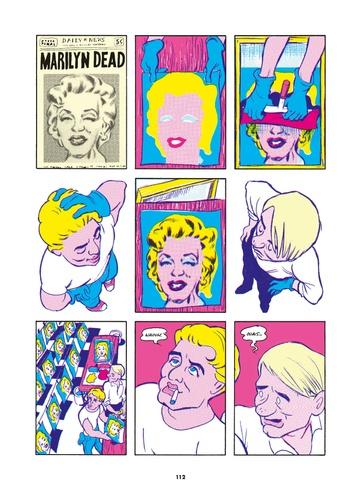 Andy, un conte de faits. La vie et l'époque d'Andy Warhol  Edition de luxe