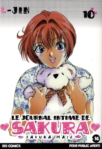 U-Jin - Le journal intime de Sakura Tome 10 : .