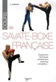 U Manoni - Cours de Savate Boxe française.