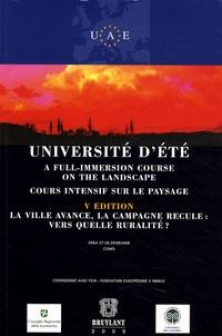 Goodtastepolice.fr Université d'été - A full-immersion course on the landscape, cours intensif sur le paysage Image
