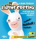 Ubisoft - Le guide pratique The Lapins Crétins pour agir avec élégance en toute situation ! - Un livre avec des sons complètement bwaaah !.