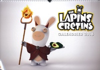 Corridashivernales.be The Lapins Crétins calendrier 2016 Image