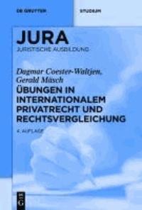 Übungen in Internationalem Privatrecht und Rechtsvergleichung.