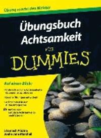 Übungsbuch Achtsamkeit für Dummies.