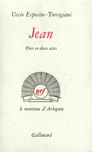 Uccio Esposito-Torrigiani - JEAN.