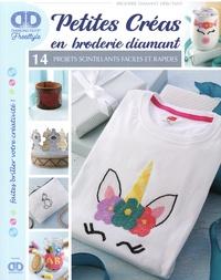 UDAM - Petites créas en broderie diamant.