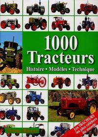 Udo Paulitz - 1000 Tracteurs - Histoire, modèles, technique.