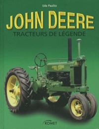 John Deere - Des tracteurs de légende.pdf