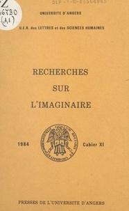 UER des lettres et des science et Georges Cesbron - De Victor Segalen à Geneviève Serreau : 15 essais autour des thèmes littéraires du Seuil et de l'Attente - Comptes-rendus du Séminaire de maîtrise et de DEA 1983-1984.