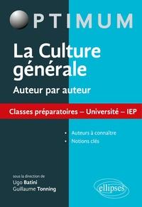 Accentsonline.fr La culture générale auteur par auteur - Classes préparatoires, universités, IEP Image