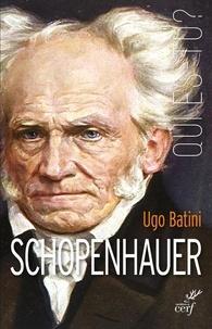 Ugo Batini - Schopenhauer.
