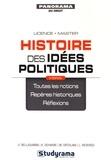 Ugo Bellagamba et Karine Deharbe - Histoire des idées politiques.