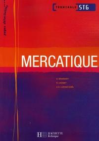 Ugo Brassart et Rachel Lhomet - Mercatique Terminale STG.
