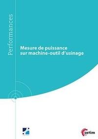 Galabria.be Mesure de puissance sur machine-outil d'usinage (9Q240) Image