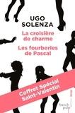 """Ugo Solenza - EROTIQUES  : Coffret """"""""Les érotiques de Solenza"""""""" - spécial Saint-Valentin."""