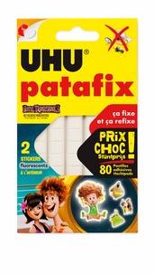 UHU - Patafix édition collector  - 80 pastilles - blanc