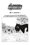 Ukyô Kodachi et Masashi Kishimoto - Boruto - Naruto next generations - Chapitre 31.