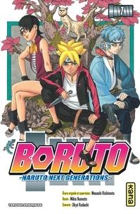 Ukyô Kodachi et Masashi Kishimoto - Boruto - Naruto Next Generations Tome 1 : .