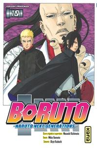 Ukyô Kodachi et Mie Ikemoto - Boruto - Naruto Next Generations Tome 10 : Le type qui craint.