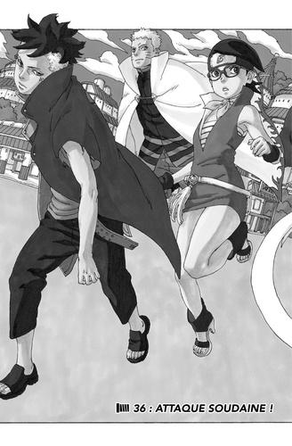 Boruto - Naruto Next Generations Tome 10 Le type qui craint