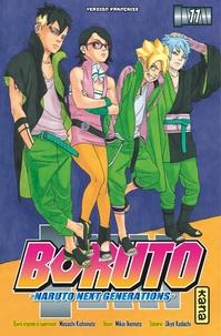 Ukyô Kodachi et Mikio Ikemoto - Boruto - Naruto Next Generations Tome 11 : La nouvelle équipe N° 7.