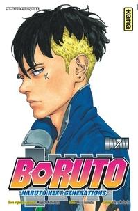 Ukyô Kodachi - Boruto - Naruto Next Generations Tome 7 : .