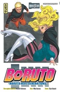 Best ebook téléchargements gratuits Boruto - Naruto next generations - Tome 8 par Ukyô Kodachi, Masashi Kishimoto, Mikio Ikemoto 9782505087274
