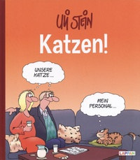 Uli Stein - Katzen!.